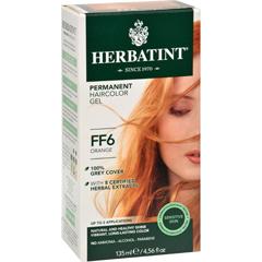 HGR0582379 - HerbatintHaircolor Kit Flash Fashion Orange FF6 - 1 Kit