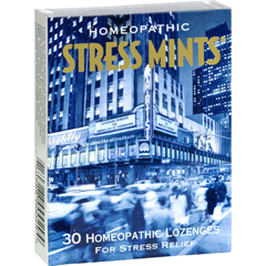 HGR0586461 - Historical RemediesHomeopathic Stress Mints - 30 Lozenges - Case of 12