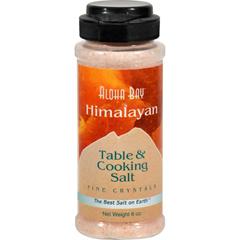 HGR0587402 - Himalayan SaltHimalayan Table And Cooking Salt Fine Crystals - 6 oz