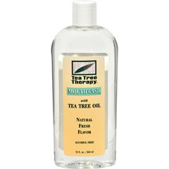 HGR0587725 - Tea Tree TherapyMouthwash - 12 fl oz