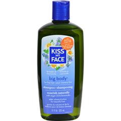 HGR0587733 - Kiss My FaceBig Body Shampoo Lavender and Chamomile - 11 fl oz