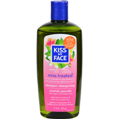 HGR0587758 - Kiss My FaceMiss Treated Shampoo Palmarosa Mint - 11 fl oz