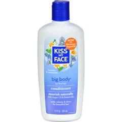 HGR0587790 - Kiss My FaceBig Body Conditioner Lavender and Chamomile - 11 fl oz