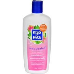 HGR0587816 - Kiss My FaceMiss Treated Conditioner Palmarosa Mint - 11 fl oz