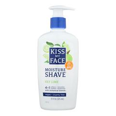 HGR0587915 - Kiss My FaceMoisture Shave Key Lime - 11 fl oz