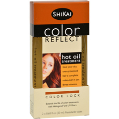 HGR0589077 - Shikai ProductsShikai Color Reflect Hot Oil Treatment - 0.67 fl oz