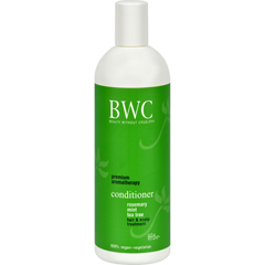 HGR0591198 - Beauty Without CrueltyConditioner Rosemary Mint Tea Tree - 16 fl oz
