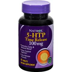 HGR0592816 - Natrol - 5-HTP TR Time Release - 100 mg - 45 Tablets