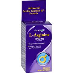 HGR0593418 - NatrolL-Arginine - 3000 mg - 90 Tablets