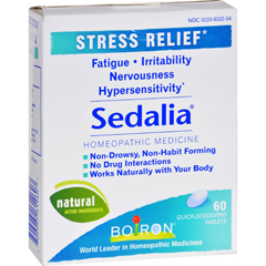 HGR0599084 - BoironSedalia Stress - 60 Tablets
