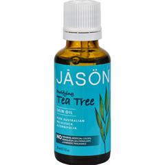 HGR0599209 - Jason Natural ProductsTea Tree Oil Pure Natural - 1 fl oz