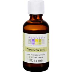 HGR0604256 - Aura CaciaCitronella Java Pure Essential Oil - 2 fl oz