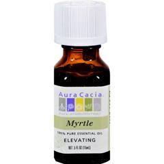HGR0604314 - Aura CaciaPure Essential Oil Myrtle - 0.5 fl oz