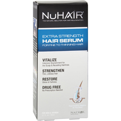 HGR0607093 - NuhairNuHair Extra Strength Thinning Hair Serum For Men and Women - 3.1 fl oz
