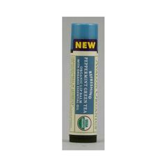 HGR0610410 - AvalonOrganics Refreshing Organic Lip Balm Peppermint Green Tea - 0.15 oz - Case of 24