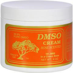 HGR0611012 - DMSOCream Rose Scented - 4 oz