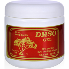 HGR0611079 - DMSOUnfragranced Gel - 16 oz