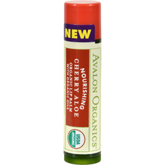 HGR0611905 - AvalonOrganics Nourishing Aloe Organic Lip Balm Cherry - 0.15 oz - Case of 24