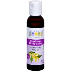HGR0612143 - Aura CaciaAromatherapy Body Oil Euphoria - 4 fl oz