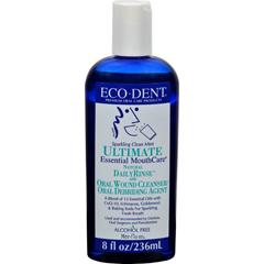 HGR0612382 - Eco-DentDailyrinse Mouthrinse - Mint - 8 oz