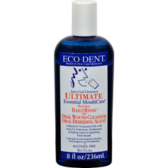 HGR0612424 - Eco-DentDailyrinse Mouthrinse - Cinnamon - 8 oz