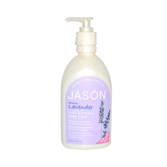HGR0612945 - Jason Natural ProductsPure Natural Hand Soap Calming Lavender - 16 fl oz