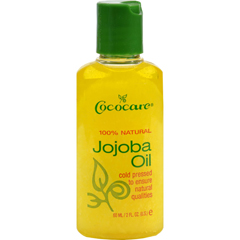 HGR0613042 - CococareNatural Jojoba Oil - 2 fl oz