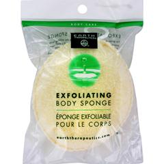 HGR0613612 - Earth TherapeuticsExfoliating Body Sponge - 1 Sponge