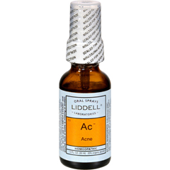 HGR0614248 - Liddell HomeopathicAc Acne - 1 fl oz