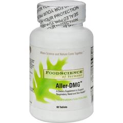 HGR0615112 - Food Science of VermontAller-DMG - 60 Tablets