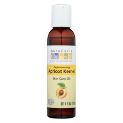 HGR0615567 - Aura CaciaNatural Skin Care Oil Apricot Kernel - 4 fl oz