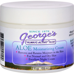 HGR0616615 - George's Aloe VeraMoisturizing Cream - 2 oz