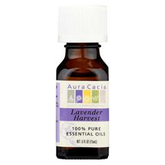 HGR0620427 - Aura CaciaPure Essential Oil Lavender Harvest - 0.5 fl oz