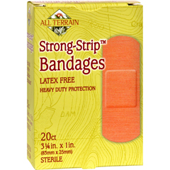 HGR0620443 - All TerrainBandages - Strong Strip - 20 Count