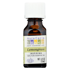 HGR0620484 - Aura CaciaPure Essential Oil Lemongrass - 0.5 fl oz
