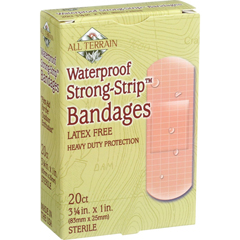 HGR0620526 - All TerrainBandages - Waterproof Strong Strip 1 inch - 20 Count