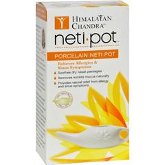 HGR0624510 - Himalayan Institute PressHimalayan Institute Neti Wash Ceramic Neti Pot - 1 Pot