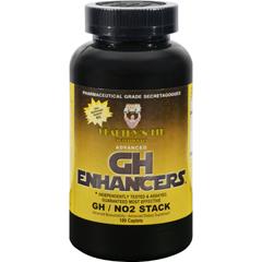 HGR0624833 - Healthy 'N FitNutritionals GH Enhancers GH NO2 - 180 Capsules