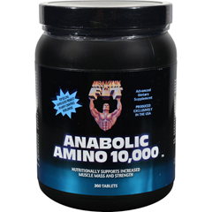 HGR0624874 - Healthy 'N FitNutritionals Amino 10000 - 360 Tablets