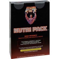 HGR0625210 - Healthy 'N FitNutritionals Nutri-Pak 30 Days - 30 Packets