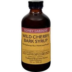 HGR0626218 - Honey Gardens ApiariesHoney Wild Cherry Bark Syrup - 8 fl oz