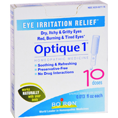 HGR0626366 - Boiron - Optique 1 Minor Eye Irritation Drops - 10 Doses