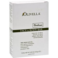HGR0627919 - OlivellaFace and Body Bar Verbena - 5.29 oz