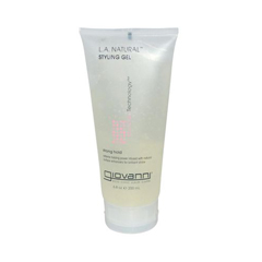 HGR0628180 - Giovanni Hair Care ProductsGiovanni L.A. Natural Styling Gel Strong Hold - 6.8 fl oz
