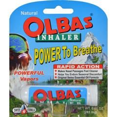 HGR0629329 - OlbasTherapeutic Aromatherapy Inhaler - .01 oz