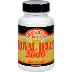 HGR0629873 - Imperial ElixirRoyal Jelly 2000 - 2000 mg - 30 Capsules