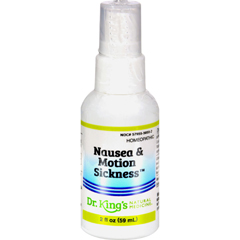 HGR0633412 - King Bio HomeopathicNausea and Motion Sickness - 2 fl oz