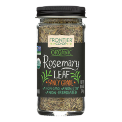 HGR0633628 - Frontier Herb - Rosemary Leaf - Organic - Whole - .85 oz.