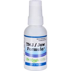 HGR0633792 - King Bio HomeopathicTMJ Jaw Formula - 2 fl oz