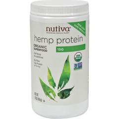 HGR0633800 - NutivaOrganic Hemp Protein - 16 oz